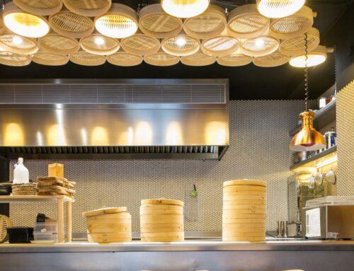 Diseño de restaurante Bao Bar Barcelona