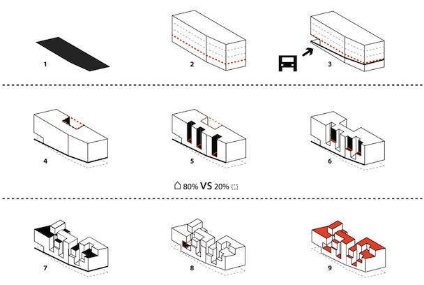 01_ Housing building designer architect barcelona Garraf