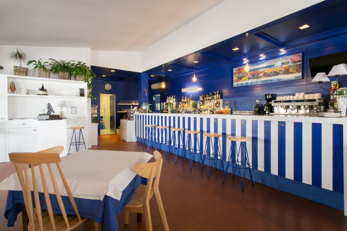Nautic Club restaurant design ERA architects