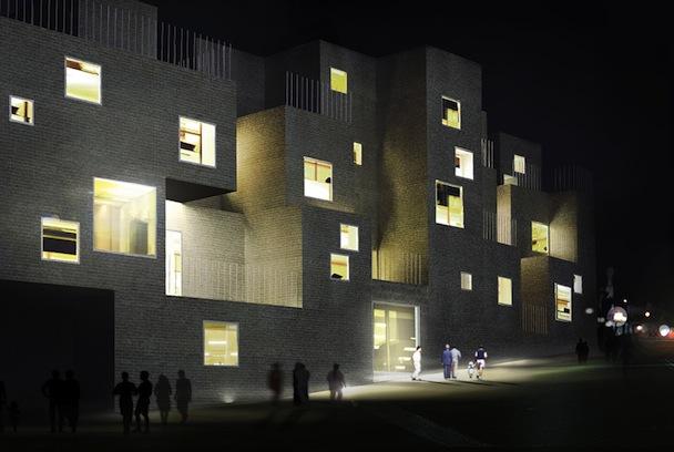 02_ Housing building designer architect barcelona Garraf