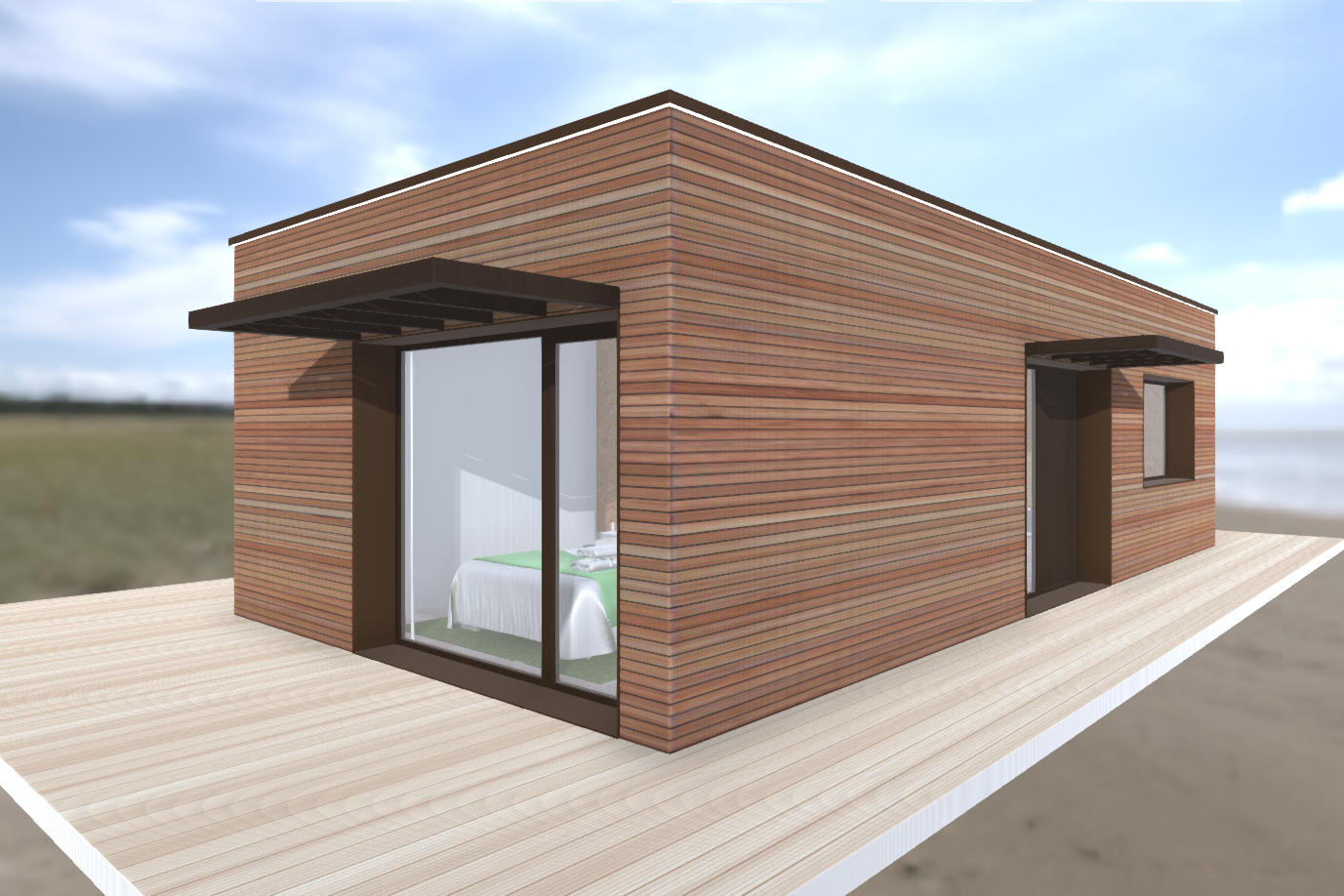 prefabricated houses barcelona