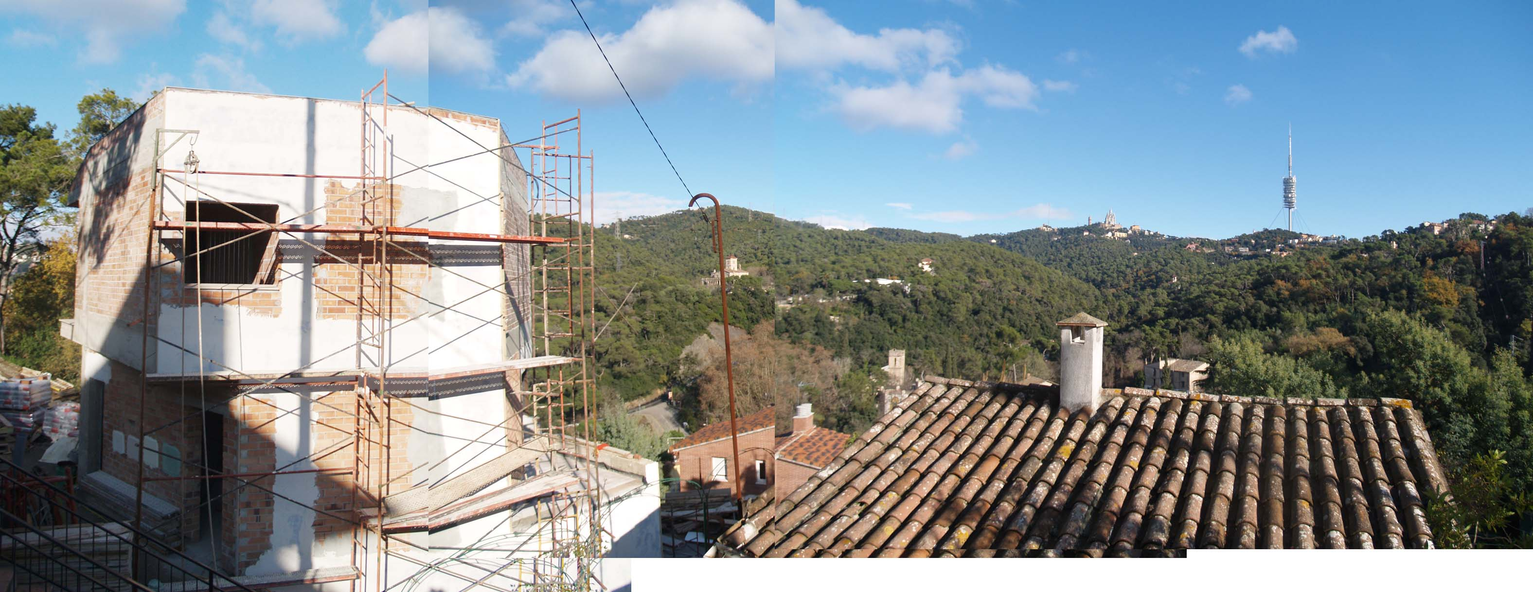 Costs and Process of building a house in Barcelona