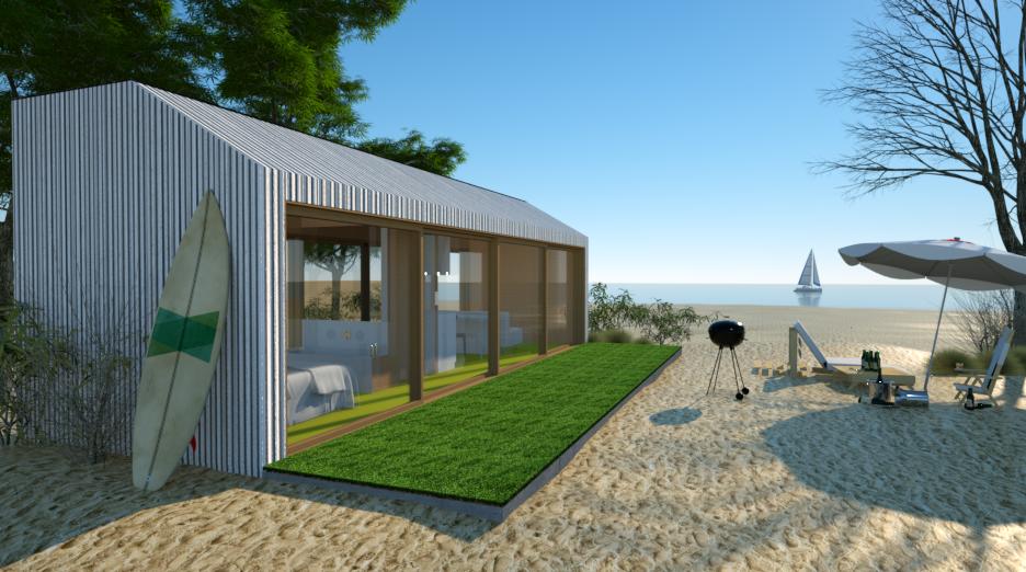 casaAPP casas prefabricadas de madera