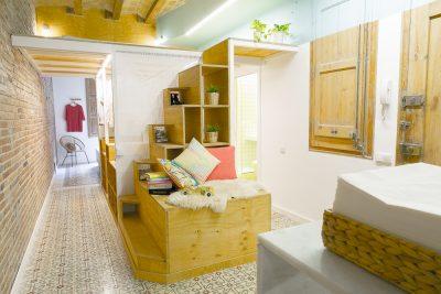 Diseño apartamento turístico