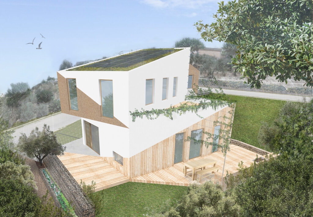 passive house barcelona ERA architects