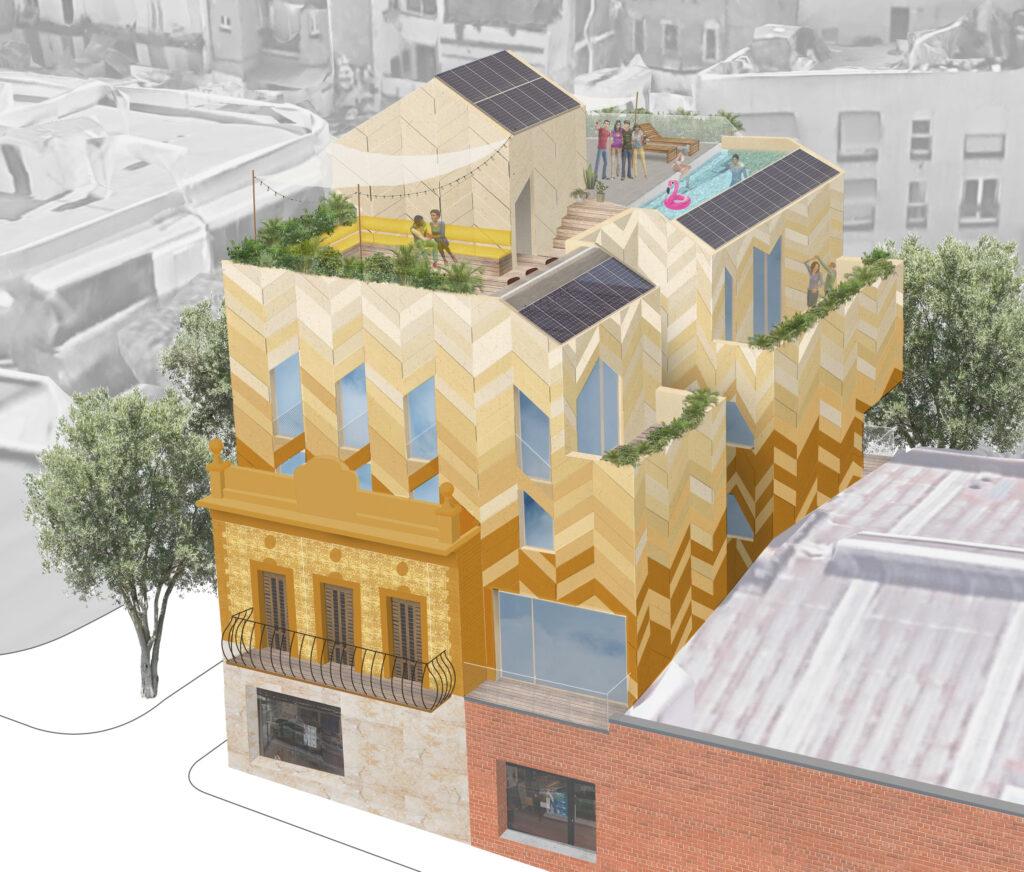 Arquitecto Remonta Barcelona ERA architects